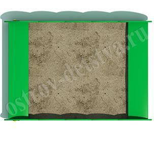 Песочница Гусеница
