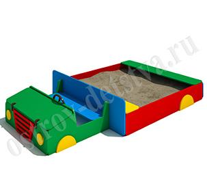 Песочница Машинка