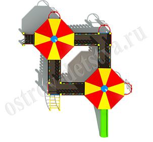 Игровой комплекс  ДГС-11-1