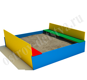 Песочница Стандарт тип 1